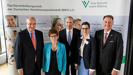 Mitgliederversammlung des BWV Bildungsverbands und AGV erstmals gemeinsam